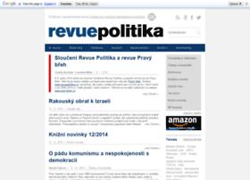 revuepolitika.cz