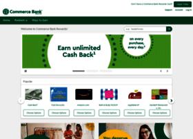rewards.commercebank.com