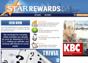 rewards.mystar933.com