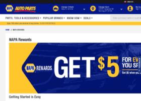 rewards.napaonline.com