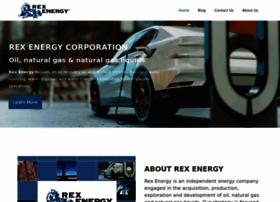 rexenergy.com