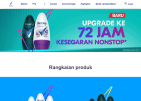 rexona.co.id