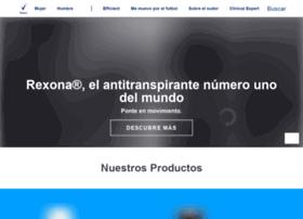 rexonaformen.com.mx