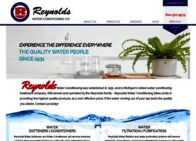 reynoldswater.com