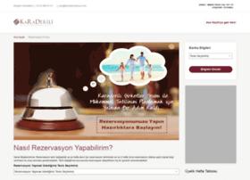 rezervasyon.karaderiligroup.com