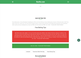 football betting tips sites