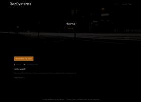 rezsystems.com