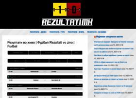 rezultati.mk