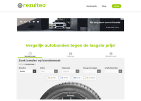 rezulteo-banden.nl