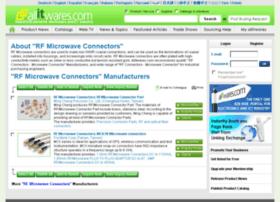 rf-microwave-connectors.allitwares.com