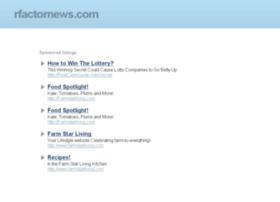rfactornews.com