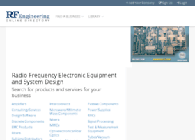 rfengineeringdirectory.com