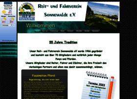 rfv-sonnewalde.de