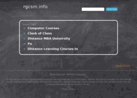 rgcsm.info