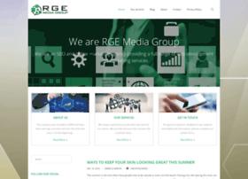 rgemediagroup.com