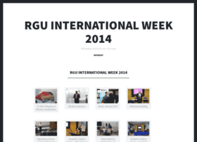 rguinternationalweek2014.wordpress.com