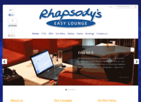 rhapsodyseasylounge.co.za