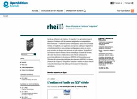 rhei.revues.org