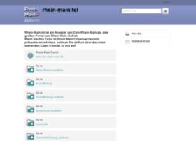rhein-main.tel