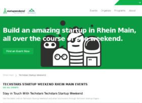 rheinmain.startupweekend.org