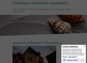 rheinsberger-hafendorf-ferienhaus.de