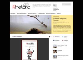 rhetoricmagazine.com