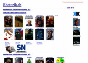 rhetorik.ch