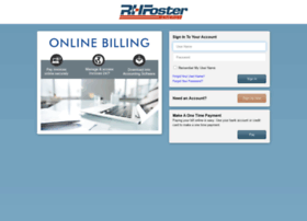 rhfoster.billtrust.com