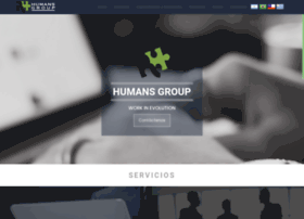 rhhumansgroup.com