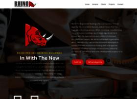 rhino-buildings.com
