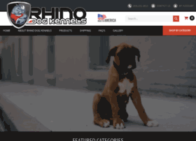 rhinodogkennels.com