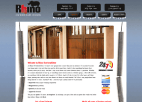 rhinogaragedoors.com