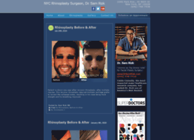 rhinoplasty-nyc.com
