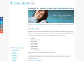 rhinoplasty-surgeons.co.uk
