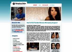 rhinoplastyonline.com