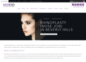 rhinoplastyspecialist.com
