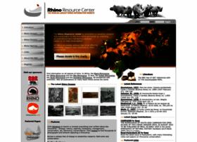 rhinoresourcecenter.com