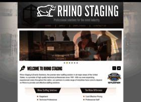 rhinostaging.com