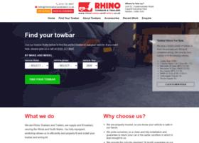 rhinotowbarsandtrailers.co.uk
