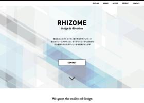 rhizome.jp