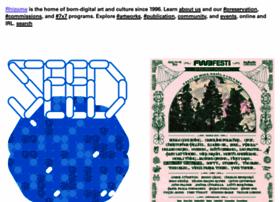 rhizome.org