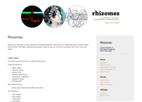 rhizomes.net