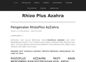 rhizoplusazzahra.com