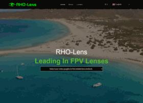 rho-lens.com