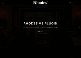 rhodespiano.com