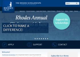 rhodesscholarshiptrust.com