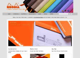rhodiapads.com