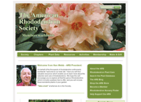 rhododendron.org