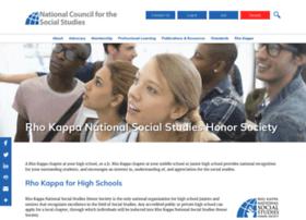 rhokappa.socialstudies.org