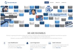 rhombustechnologies.com